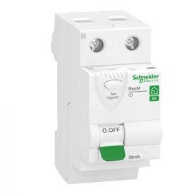 SCHNEIDER Resi9 XE Interrupteur différentiel 40A - 30mA type AC 230V - R9ERC240