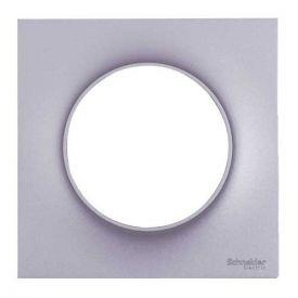 SCHNEIDER Odace Plaque simple alu - S520702E