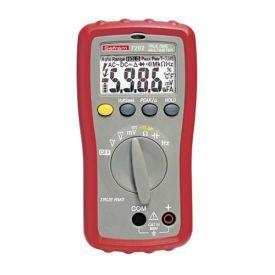 Multimètre numérique SEFRAM 6000 points TRMS AC - SEFRAM7202