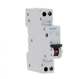 SIEMENS Disjoncteur 2A Ph+N Courbe C 4.5kA 230V - 5SL3002-7KL