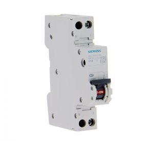SIEMENS Disjoncteur 10A Ph+N Courbe C 4.5kA 230V - 5SL3010-7KL
