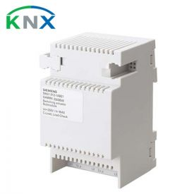 SIEMENS KNX Actionneur de commutation 3 sorties - module d'extension 16A