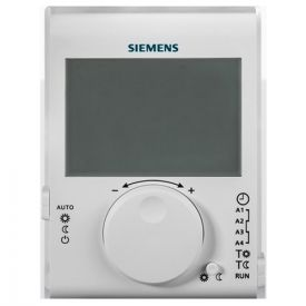 SIEMENS Thermostat d'ambiance digital programmable journalier - RDJ100