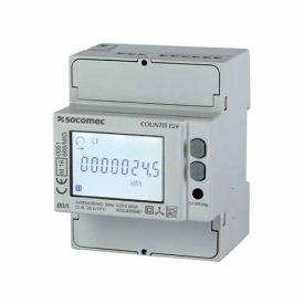 SOCOMEC Compteur d'énergie COUNTIS 63A triphasé