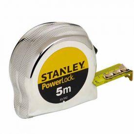 STANLEY Mètre ruban 5m x 19mm Powerlock - 1-33-552