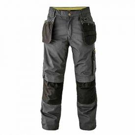 STANLEY Pantalon de travail multipoche Newark long renforts Cordura T42 - 98167