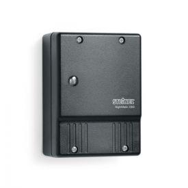 STEINEL Interrupteur crépusculaire noir 1000W