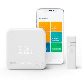 TADO Thermostat connecté et intelligent - kit de démarrage V3+