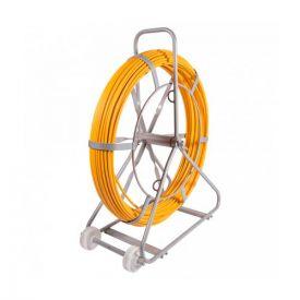 TARAVELLO Aiguille fibre de verre D9mm L100m sur dévidoir - 052