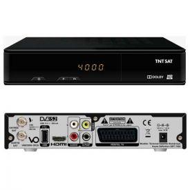TONNA Récepteur Satellite Canal+ TNT