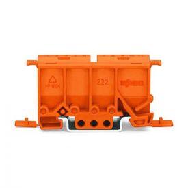 Wago Adaptateur de fixation sur rail DIN pour borne 222 - 222-500