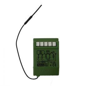 YOKIS Micromodule radio volet roulant encastré radio power - MVR500ERP / 5454467