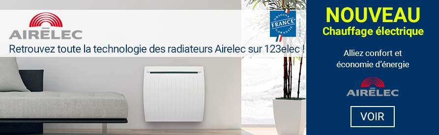 Radiateurs Airelec