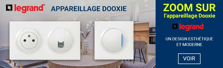 Legrand Dooxie