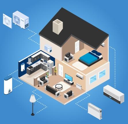 5 usages de la consommation énergique d'un bâtiment selon la RT 2012