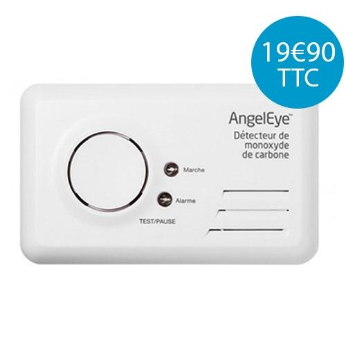 Détecteur de monoxyde de carbone Access AngelEye
