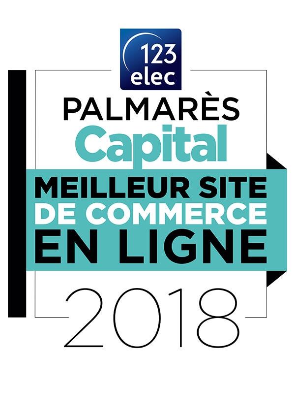 Palmarès Capital des meilleurs sites e-commerce 2018