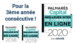 123elec, meilleur site e-commerce 2018, 2019 et 2020.
